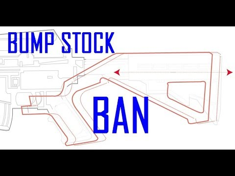 News Around The Lone Star State - Trump Bans Bump Stocks, Saying They Must Be Destroyed Or Surrendered