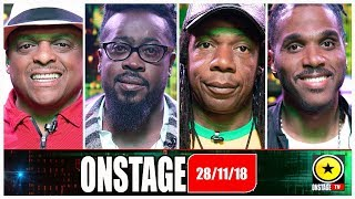 Beenie Man, Curly Lox, Kelvin Grant, Lil Ray - Onstage December 1 2018 (FULL SHOW)