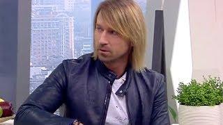 Олег Винник невдоволений своїм тілом | Ранок з Україною