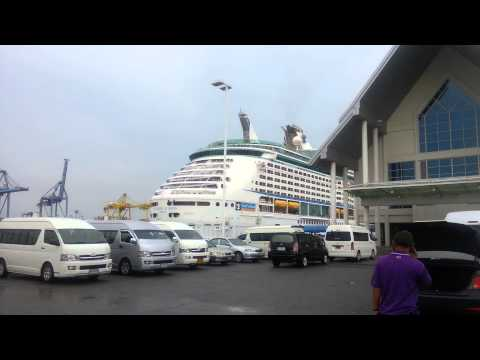 Cruise Tour Laem Chabang port of Thailand