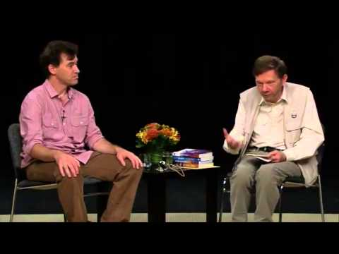 Eckhart Tolle and Steve Taylor on Book Writing