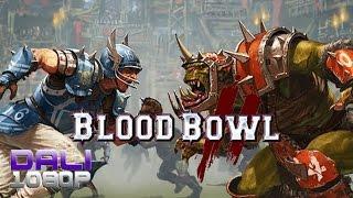 Blood Bowl 2 PC Gameplay 60fps 1080p