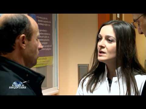 E diela shqiptare - 24-ore me… Mjeken Eneida Hoxha! (21 shkurt 2016)