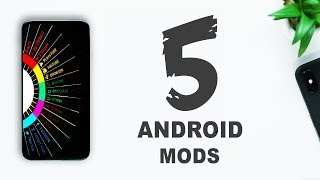 Top 5 Best Magisk Modules 2018 | For All Phones |