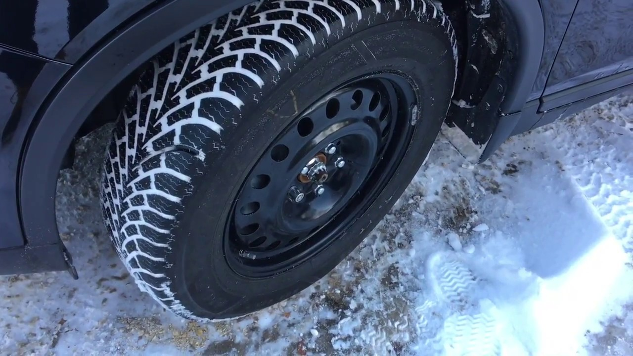 Goodyear Nordic Winter Tire >> Goodyear Nordic Winter Tire Review
