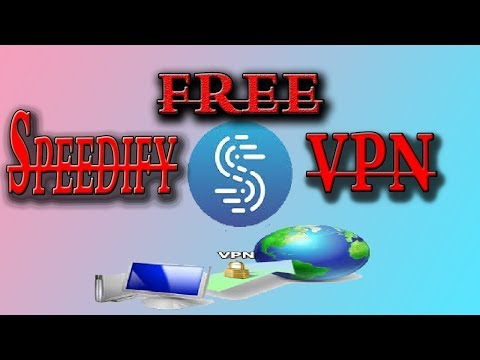Speedify unlimited data trick Create free accounts - YouTube