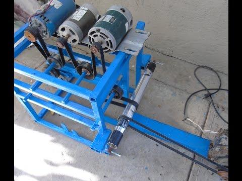 potente generador de electricidad para trabajos pesados thumbnail