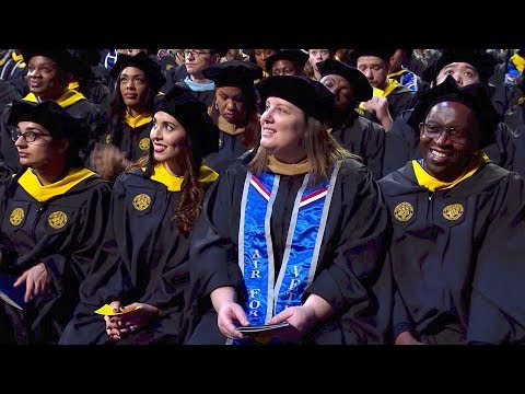 UMUC Commencement: Saturday Morning Ceremony - December 16, 2017