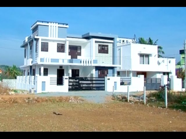 2600 Sq Ft Contemporary style 3 Bed Room Home in Palakkad | Dream Home 25 JUN 2016