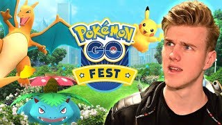 GOING TO POKEMON GO FEST???