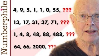 What Number Comes Next? - Numberphile