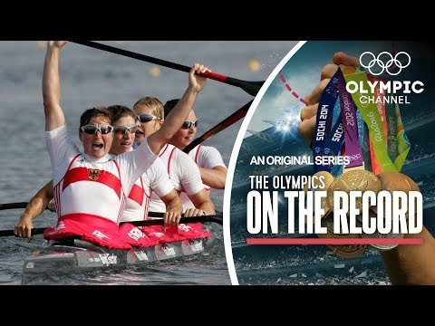 Unrivalled Birgit Fischer's Remarkable Gold Medal Run | The Olympics On The Record