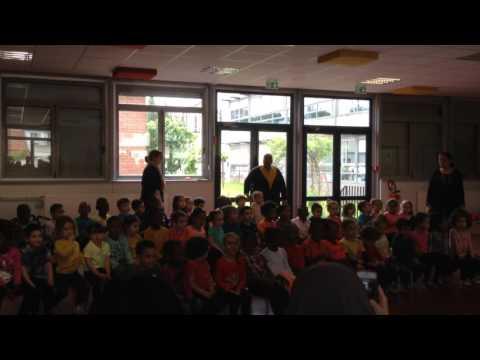 Ecole Maternelle Anatole France Vitry