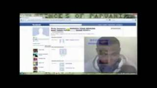 Download Video CHARLI NAK SENTANI SAMA Ricky JAYAPURA  IP SAMA = HOMO sapienzzzz Hancurkan FB acak.3gp MP3 3GP MP4