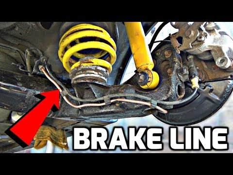 Project 1.8 Corsa - Making Brake Pipes! (Part #17)