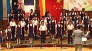 Hong Kong Children 39 s Choir Gala Concert 2011 Senior A 畫叮噹