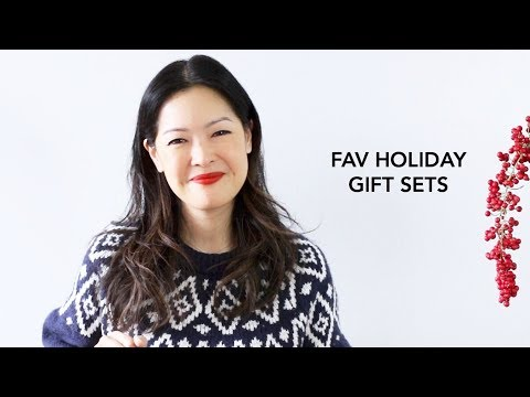 Holiday Gift Guide + Fav Sets | 2018