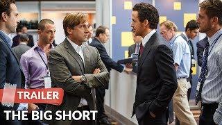 The Big Short 2015 Trailer HD   Christian Bale   Steve Carell   Ryan Gosling