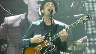 """Roger Cicero """"I was brought to my senses"""" (Sting -Cover) Hamburg"""