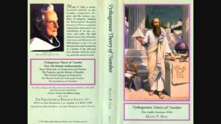 Manly P. Hall - Basic Philosophy of Numeration and Number