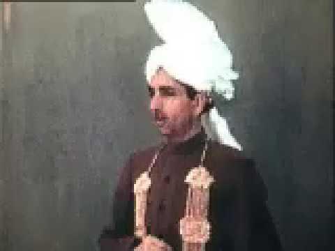 सर छोटू राम का असली विडियो | Real Video of Sir Chhotu Ram in 1941 World  War-2