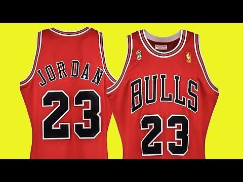 NBA Trikots - Unterschied zwischen Replica, Swingman und Authentic Jerseys
