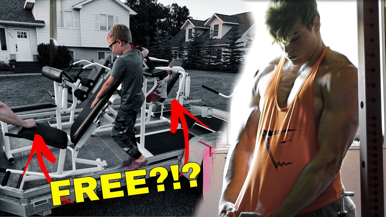 Full Day Of Eating   Heavy Single on Squats   FINDING FREE GYM EQIPMENT?!?