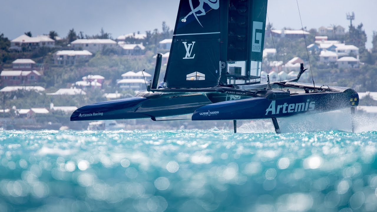 DAY 1 RACE HIGHLIGHTS - LOUIS VUITTON AMERICA'S CUP QUALIFIERS