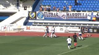 Marbella FC 2-0 UCAM Murcia CF (12-05-19)