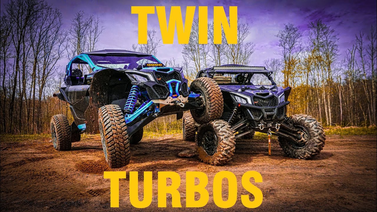 Download Can Am Maverick X3 OFF ROAD / XRC and XRS Turbo R / EXPLORE THE MOUNTAINS!!!