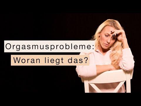 Orgasmusprobleme bei der Frau