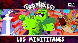 ¡LA LLEGADA DEL IMPERIO DE CHICO BESTIA! ¡TÉMANLE A RIGBY! | ToonTubers | Cartoon Network