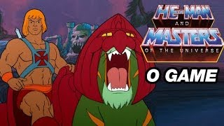 He-Man and The Masters of The Universe - Gameplay Comentado em Português