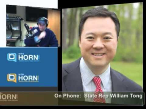 Connecticut State Rep William Tong Runs for Senate