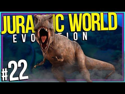 Jurassic World Evolution | STORM INCOMING (#22)