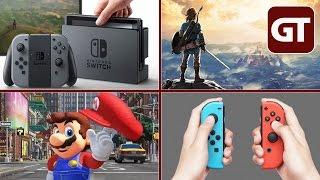 Thumbnail für Spiele, Preis & Hype-Barometer: Nintendo Switch - GT-Talk #40