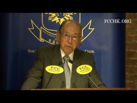 2015.12.02 Henry Litton - Hong Kong's Independent Judicial System