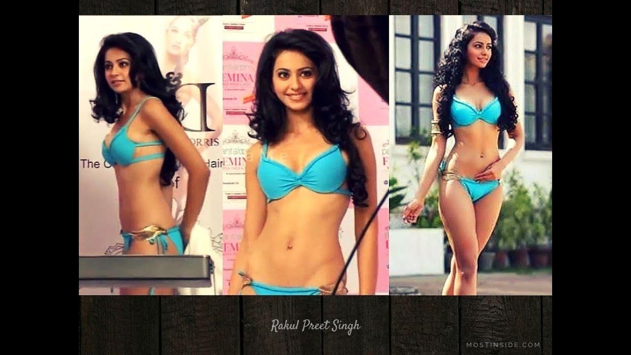 Rakul Preet Singh Hot Bikini Photoshoot