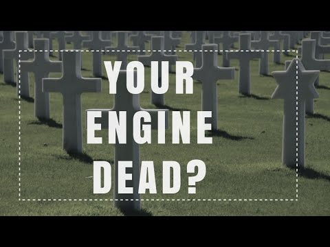 How to know if an engine is bad