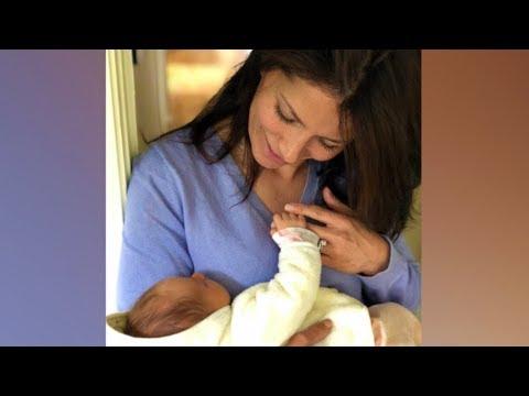 Alessandra Rosaldo comparte foto con su nieta Kailani y anima a Eugenio Derbez a tener otro bebé