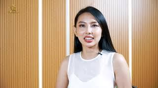 Phỏng vấn Hoa hậu Nhân ái Nguyễn Thúc Thùy Tiên trước ngày lên đường đến với Miss International 2018