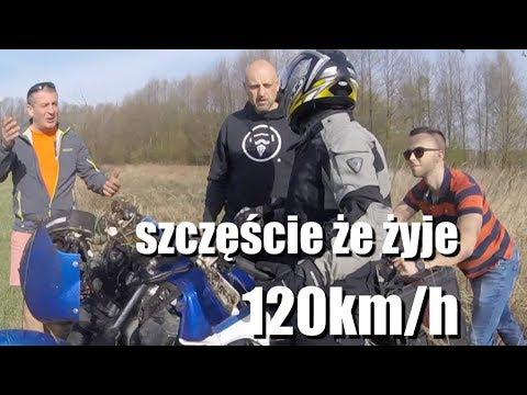 VLOG 120km/h szczęście że żyje/zawody CC Ipone series Winów