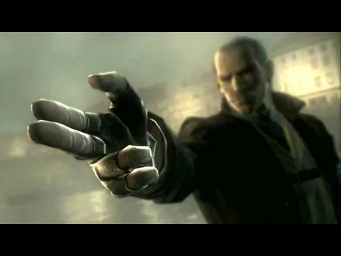 Liquid Ocelot: The System Is Mine (Metal Gear Solid 4: Guns of the Patriots. MGS4 Scene)