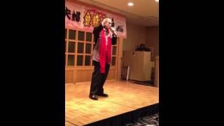 鈴木寿永吉さんは 初めてアントニオ猪木氏のものまねをした人。元祖アン...