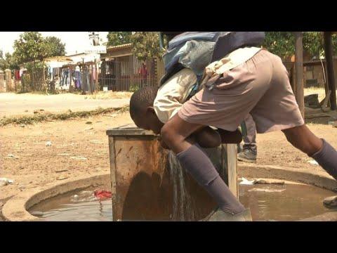 Au Zimbabwe, l\'épidémie de choléra de trop