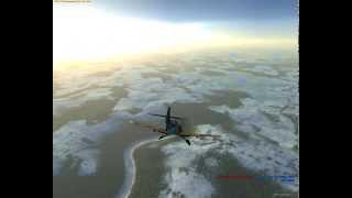 War Thunder Безсмертный или как посадить самолет с полностю перебитыми рулями высоты и направления(, 2014-01-31T22:58:00.000Z)