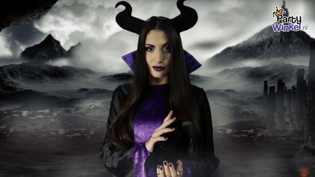 Halloween Kostuum Nl.Halloween Kostuum Dames Maleficent Partywinkel Nl