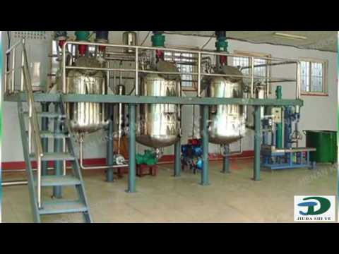 Small Capacity Biodiesel Plant Machine