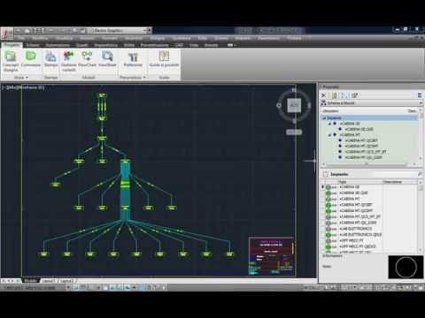 Simboli Schema Elettrico Unifilare : Video tutorial software per progettazione elettrica