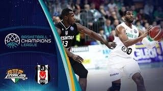 Stelmet Zielona Gora v Besiktas Sompo Japan - Full Game - Basketball Champions League